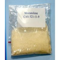 Quality Oral Dht Androgenic Steroid Powder Mestanolone Ermalone CAS 521-11-9 for sale
