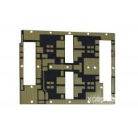 Wholesale 6 Layer Taconic PCB TLX-8 HF High Frequency Gold Plated Circuit Boards for Electronics from china suppliers