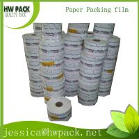 Wholesale daily tissue coil wrap packing film from china suppliers