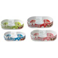 Wholesale Pet Washable Dog Cat Double Melamine Bowl Bottled Water Use Lightweight from china suppliers