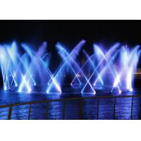 Quality Fountain dmx controller fountain water music with led lighting and CE & ISO 19001 Cetification for sale