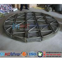 Wholesale Knitted Mesh Oil Separator, Mist Eliminator, Mist Separator, Wire Mesh Demister Pad from china suppliers