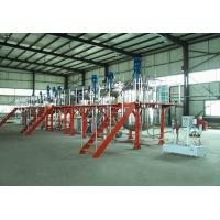 Wholesale Less human operation Complete production line For Latex paint from china suppliers