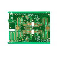 Wholesale Isola HDI PCB Quick Turn Printed Circuit Boards High Density Interconnect PCB 2 Layer 2oz from china suppliers