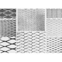 Wholesale Perforated Stainless Steel / Aluminum Expanded Metal Mesh, Wire Netting For Construction from china suppliers