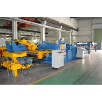 Buy cheap PLC Control HRC Metal Cut To Length Machine With Leveling Function Automatically from wholesalers