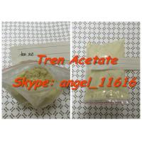 Wholesale Safe Bodybuilding Yellow Tren Acetate Trenbolone Powder Tren Ace CAS 10161-34-9 from china suppliers