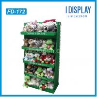 Wholesale cardboard toys stand, toy shop display stand, cardboard display shelves from china suppliers