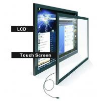 Wholesale 21.5 inch Black Android Advertising Display with camera , customized from china suppliers