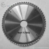 Wholesale TCT Circular Saw Blade for Cutting Miscellaneous Wood and Plywood from china suppliers
