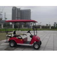 Wholesale 2+2 seater gas golf cart from china suppliers