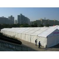 Buy cheap 30 X 50m Aluminum Frame Permanent Outdoor Storage Tent Self Cleaning for Factory from wholesalers