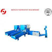 Wholesale Pp Spunbond Nonwoven Fiber Opening Machine , Fabric Making Machine With Weighing Device from china suppliers