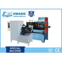 Wholesale HWASHI Automatic Steel Wire Ring Making and Butt Welding Equipment from china suppliers