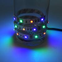 Buy cheap RGB MINI Flexible SMD LED Strip Decorated Lighting USB Interface Light Chains from wholesalers