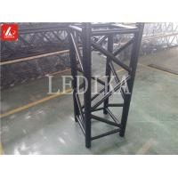 Quality Brightsome Black One Meter Long Truss System Aluminum Stage Truss Quick Lock for sale