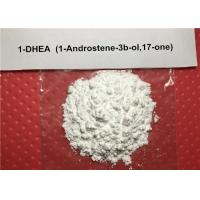 Quality Dhea Muscle Building Prohormone Steroids Raw 1-DHEA Powder White Crystalline Solid for sale