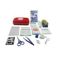 Wholesale Lightweight School Office Travel First Aid Kit With 18 Contents from china suppliers