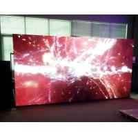 Wholesale Outdoor Rental Curved Led Screen P6 Hanging Style Stage Advertising Display from china suppliers