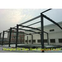 Wholesale Environmental Friendly Structural Steel Plant , Warehouse Fabricated Steel Buildings from china suppliers