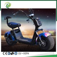 Quality HLX5 Halley Scooter Soflow Halley Electric Scooter With Fashion Bag And Hydraulic Absorber for sale