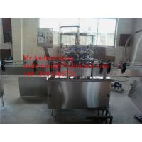 Wholesale Automatic rotary 12 heads PET bottle washer / glass bottle washer from china suppliers