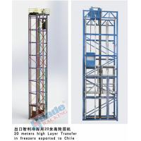 Wholesale Full Automatic Storage System Storage Transfer Lift Moving Master Shuttles Up Down from china suppliers