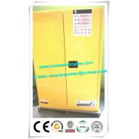 Wholesale 60gal Industrial Safety Cabinets Durable Flammable Liquid Cabinets from china suppliers