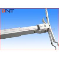 Wholesale Presentation White LCD Projector Ceiling Mount Bracket For Conference Room from china suppliers
