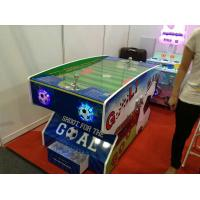 Wholesale Commercial Kids Game Machines Coin Operated Children Football Table / Soccer Table Games from china suppliers