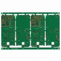 Wholesale Handset Circuit Board with 1.0mm Thickness from china suppliers