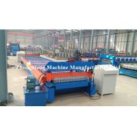 Wholesale Easy Operated Roll Former Machine 4267 mm Roofing Sheets Manufacturing Machine from china suppliers