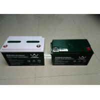 Wholesale Black Front Access 12v Deep Cycle Battery  For Solar / Inverter , 150ah Capacity from china suppliers