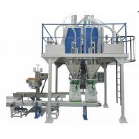 Wholesale High Capacity Semi Automatic Bagging Machine For Feed Powder / Starch Packaging from china suppliers