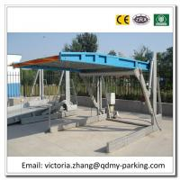 Wholesale CE Basement Car Stack Parking System 2 Vehicles Parking Lifts Mechanical Car Parking from china suppliers
