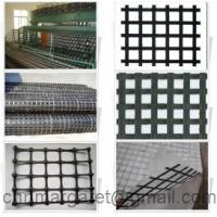 Wholesale Steel-Plastic Composite geogrid for basal reinforcement of embankments from china suppliers
