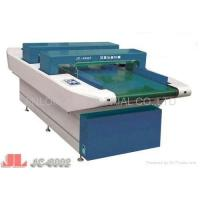 Wholesale needle detector JC-600 auto conveyor model( double head) for garments,cloths,shoes,toys inspection from china suppliers