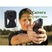 Wholesale IP68  Night Vision GPS WIFI RECODA 4G Body Camera 1440P With 140° View Angle from china suppliers
