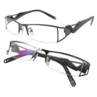 Wholesale Unisex Design Half-Rim Optical Eyewear Eyeglasses Frames (S608) from china suppliers