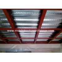Wholesale Wind Resistant Office Mezzanine Structures Fast Building Construction from china suppliers