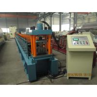 Wholesale PLC Automatic Metal Roll forming Machine For Supermarket Shelves from china suppliers