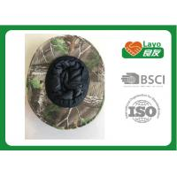 Quality Military Style Waterproof Camo Hunting Hats Windbreak For Fishing Sunshade for sale
