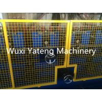 Adjustable SpeedDouble Layer Roll Forming Machine Mirror Polished With Quenched Treatment