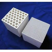 Wholesale ISO9001 Honeycomb cordierite / Mullite industrial Ceramic Monolith manufacturers from china suppliers