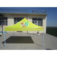 Wholesale Outdoor Garden Exhibition Aluminum Foldable Gazebo Tent With Heavy Duty Steel Frame from china suppliers