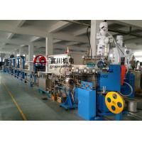 Wholesale Fuchuan Cable Extrusion Machine For PVC Plastic Extrusion Wire Dia 0.6-4mm from china suppliers