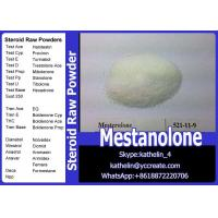 Wholesale Health And Fitness Steroid Raw Powder Mestanolone / Methylandrostanolone CAS No 521-11-9 from china suppliers