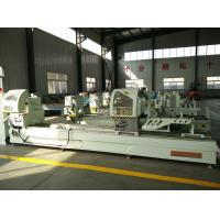 Wholesale Double head cutting machine aluminium from china suppliers