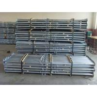 Quality heavy duty Steel prop jack high uality scaffolding shoring props coated or galvanized for sale