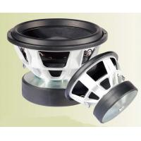 "Lightweight SPL Car Subwoofers With 15"" Heavy Duty BASKET Ferrite Motor"